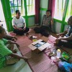 Guna Menjalin Hubungan Silaturahmi Bhabinkamtibmas Rutin Laksanakan Kegiatan DDS
