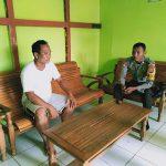 Brigadir Wahyu Ari Wibowo Melaksnakan Kegiatan DDS Kepada Warga Masyarakat