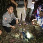 Warga Rt 10 Dusun Syam Kecamatan Batang Tarang Geger Temukan Kerangka Manusia