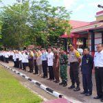 Kapolres Sanggau Hadiri Upacara Peringatan Hari Anti Narkotika Internasional