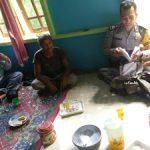 Bhabinkamtibmas Polsek Bonti Laksanakan DDS ke Rumah Warga