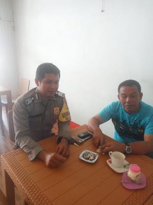 Ngopimas Bhabinkamtibmas Ajak Masyarakat Dekat Dengan Polisi