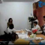 VIDEO: Tes Urine Bupati Sanggau Bersama Kepala OPD Sanggau