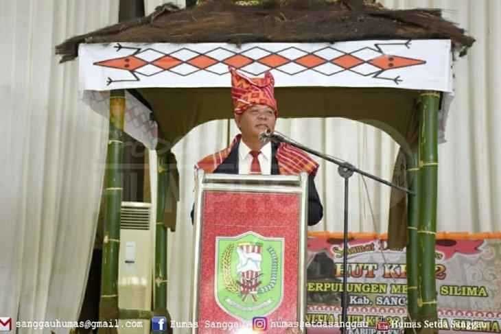 Bupati Sanggau siap akomodir paguyuban budaya etnis