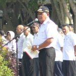 Pimpin Upacara Peringatan HANI, Ini Penegasan Bupati Sanggau
