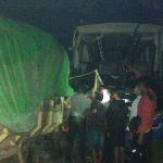 Tiga Kendaraan Terlibat Kecelakaan, Pengemudi Dump Truk Tewas