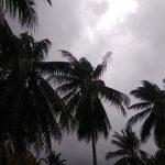 Waspada!, Angin Kencang Disertai Kilat dan Guntur Diprediksi Terjadi di Mempawah