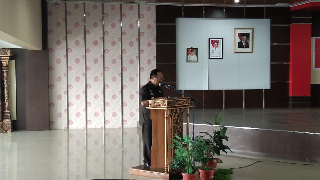 Jawaban Eksekutif Atas Pemandangan Umum Fraksi-Fraksi DPRD Sanggau Terhadap Raperda Perubahan APBD TA.2018