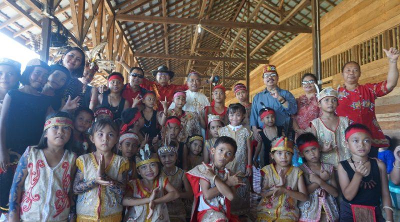 Buka Gawai Nosu Minu Podi Wakil Bupati Wujud Syukur Hasil Panen Berlimpah