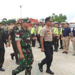 Gelar pasukan operasi Bina Karuna Kapuas Sanggau