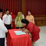 Yohana Kusbariah Ontot Kembali Pimpin GOW Kabupaten Sanggau