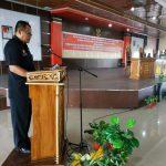 Pembahasan Raperda Anggaran Pendapatan Dan Belanja Daerah Kabupaten Sanggau Tahun Anggaran 2018