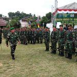 HUT TNI ke-73, Profesionalisme TNI Untuk Rakyat