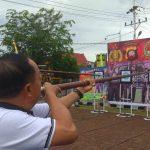 Lomba Sumpit Kapolres Sanggau Cup Resmi di Mulai, Wabup: Sumpit Merupakan Senjata Tradisional Yang Ramah Lingkungan
