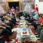 BUPATI SANGGAU DAPAT KUNJUNGAN PARA USKUP SE-INDONESIA