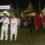 MABM Sanggau Menurunkan 300 Peserta Pada Kegiatan Festival Seni Budaya Melayu XII Tingkat Provinsi Kalbar Di Kabupaten Sekadau