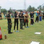 TIM SUMPIT KAB. SANGGAU JUARA UMUM DI HUT TNI KE 73 TAHUN 2018