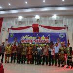 Malam Badendang Sebagai Ajang Silahturrahmi IKSB Sanggau, Sekaligus Memperkenalkan Adat, Budaya Yang di Miliki