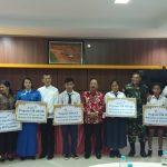 Wakil Bupati Sanggau Halal Bihalal di PT ANTAM - PT ICA