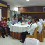 Wakil Bupati Sanggau Halal Bihalal di PT ANTAM – PT ICA – DISKOMINFO