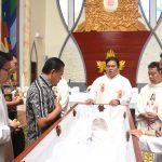 Bupati Bersama Umat Katolik Keuskupan Sanggau Ikut Misa Kudus Requiem