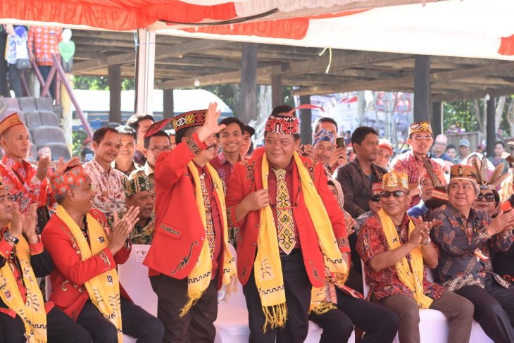 Sanggau semangat ikuti napak tilas Tumbang Anoi