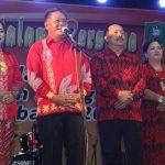 Ribuan Masyarakat Hadir Pada Acara Ramah Tamah Satu Malam Bersama Bupati dan Wakil Bupati Sanggau Terpilih