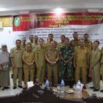 Wabup Sanggau: Tugas Kesbangpol Mengantisipasi Secara Dini Berkaitan Dengan Ancaman, Gangguan dan Hambatan Dalam Pilpres Dan Pileg Tahun 2019