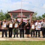 Upacara HUT PMI Ke-73, Bupati Sanggau Berpesan Tingkatkan Rasa Kepedulian Terhadap Sesama
