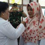 5 Kecamatan Pengurus PMI Dilantik Oleh Ketua PMI Kabupaten Sanggau