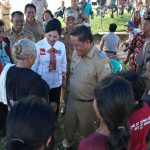 Polindes Dusun Sanjan Telah Diresmikan Bupati Sanggau