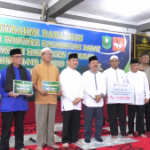 Wakil Gubernur Kalbar Silaturahmi Dan Bakti Sosial Ramadhan Pemerintah Prov.Kalbar Tahun 2019 Di Kab.Sanggau – DISKOMINFO