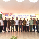 SERAH TERIMA JABATAN DAN PISAH SAMBUT KEPALA RRI ENTIKONG 2019