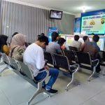 Antusias Masyarakat Dalam Pembuatan SIM di Polres Sanggau