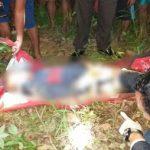 Warga Desa Nyandang di Gegerkan dengan Penemuan mayat di Kebun Karet