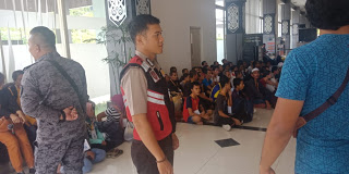 Malaysia Deportasi 56 orang PMI Bermasalah dan Repatriasi 8 orang Terlantar di Serawak