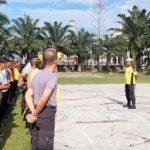 Rencana Apel Hari Bhayangkara Ke 73 di Pusatkan di Polsek Kembayan
