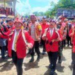Kapolres Sanggau Ikuti Pembukaan Gawai Dayak ke-15 di Sanggau