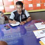 Menjelang Apel 10 Juli Drone Humas Polres Sanggau Siap Mengudara