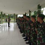 Kapolda Kalbar ajak TNI-Polri untuk Meningkatkan Sinergritas