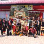 Tarian Budaya Multi Etnis Warnai Puncak Peringatan Hari Bhayangjkara ke-73