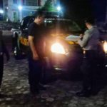 Jaga Kamtibmas, Polsek Sekayam Rutinkan Patroli Polisi Bepadah