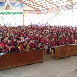 BUPATI SANGGAU : UMAT DIAJAK SOLIDER DAN MANDIRI