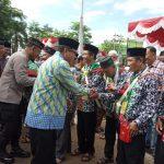Sebanyak 116 Jama'ah Calon Haji Sanggau di Lepas Oleh Pj.Sekda Sanggau