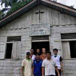 PISPK Berikan Pelayanan Kesehatan di Huluan Sungai Kapuas, Ini Penyakitnya