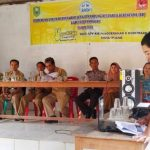 Forum Musyawarah Desa Kampung Keluarga Berencana Sanggau Wujudkan Bahagia dan Sejahtera dengan KB