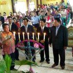 Perayaan Natal Oikumene PHBK Parindu Group Meskipun Sederhana Namun Penuh Hitmat