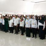 Sebanyak 219 Pengawas TPS dan 26 PPL Se-Kecamatan Kapuas Dilantik