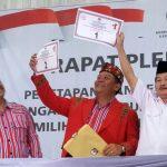 Nomor Urut Telah Ditetapkan, Pasangan YAS dan PH-YO Siap Bertarung Di Pilkada Kab. Sanggau 2018