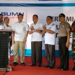 Wakil Bupati Sanggau Resmikan Gardu Induk PLN (Persero) Tayan Hilir